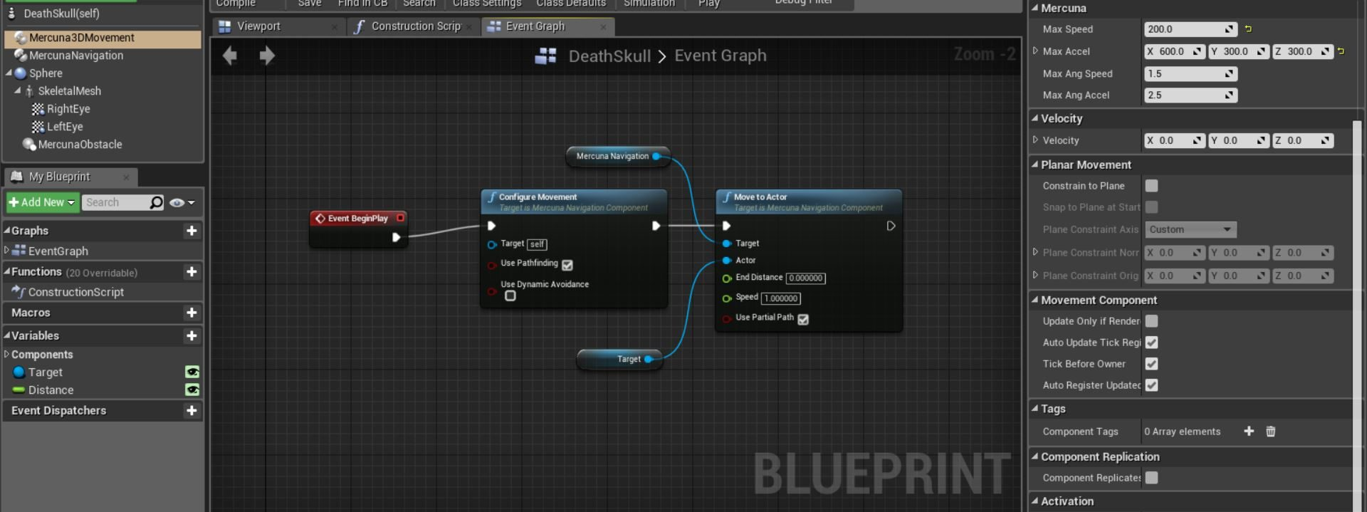 Ue4 user guide mercuna simple unreal blueprint malvernweather Gallery