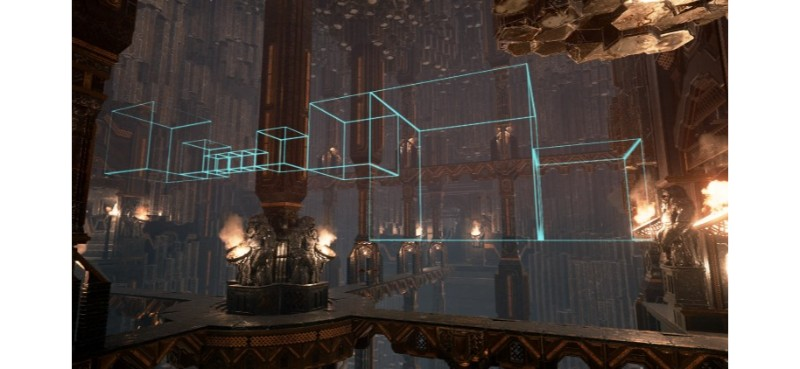 Mercuna | 3D Navigation Middleware for UE4 and Unity