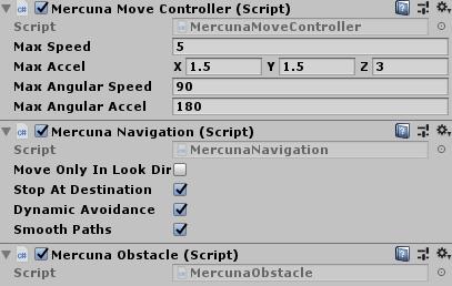 Unity Integration | 3D Navigation | Mercuna